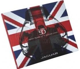 50JSPAETB - Kniha Jaguar E-Type (50.výročí)