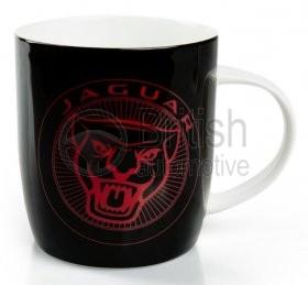 50JDMG983BKA- černý hrnek Jaguar