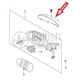 C2S39140XXX- vrchní kryt pravého zrcátka (pro lak)