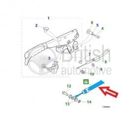 MJC5150AA- táhlo ruční brzdy
