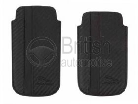50JSLGTRXSH - iPhone 4/5 Jaguar pouzdro (Carbon Fibre)