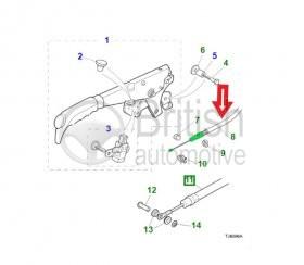 MJB5150AA- táhlo ruční brzdy