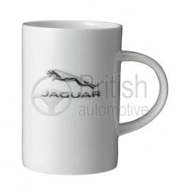 50JRCORPMUG14- bílý hrnek Jaguar