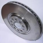 JLM1826- Set brzdových kotoučů pro přední nápravu